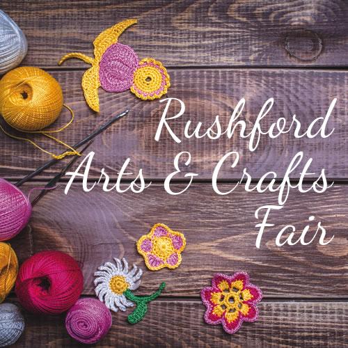 Rushford Arts & Crafts Fair