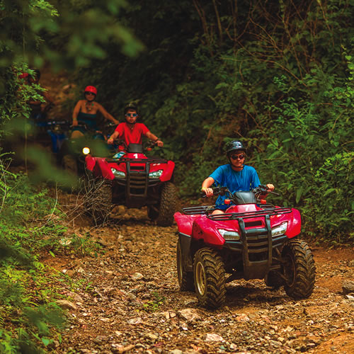 Youth ATV Safety Training by Bluff Country ATV Club