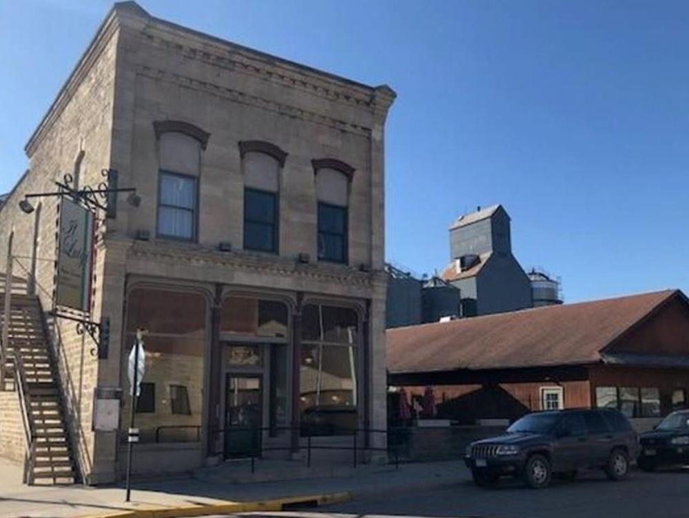 For Sale: Historic Limestone Building