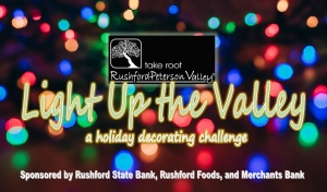 Light Up the Valley @ Rushford Peterson Valley